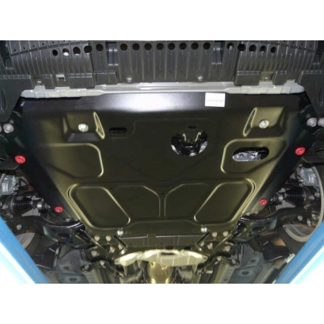 Toyota Auris (cover under the engine and gearbox) expect 1.3l - Metal sheet