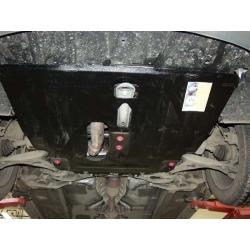 Toyota Avensis Motor und Getriebeschutz - Stahl