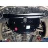 Toyota Corolla Motor und Getriebeschutz - Stahl