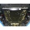 Toyota Corolla Motor und Getriebeschutz außer 1.3l - Alluminium