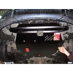 Toyota Corolla Verso (cover under the engine and gearbox) 1.6, 1.8 - Metal sheet