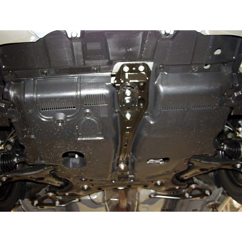 Toyota Corolla Verso Cover Under The Engine And Gearbox