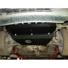 Volvo 440 / 460 (cover under the engine and gearbox) - Metal sheet