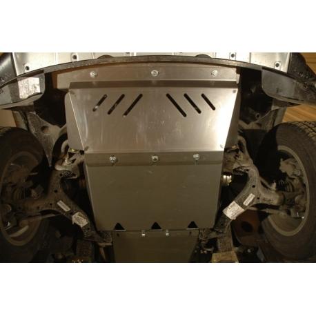 VW Amarok (Motor und Kühlerschutz) 2.0TDI - Alluminium