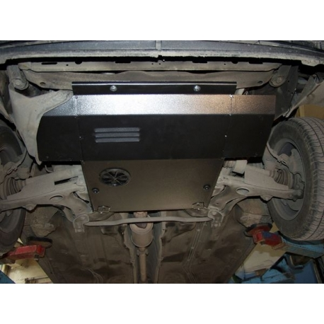 VW Golf II (cover under the engine and gearbox) - Metal sheet