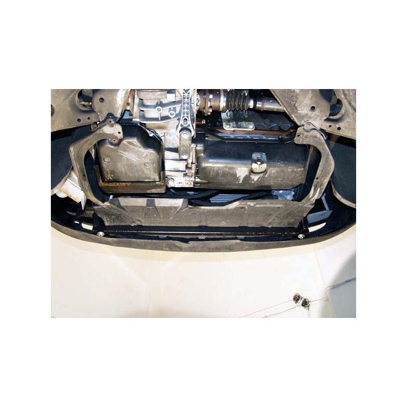 vw golf iv kryt pod motor a převodovku 1.6, 1.8, 1.9 tdi, 2.0 - plech