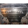 VW Phaeton (cover under the engine and gearbox) 6.0 - Aluminium