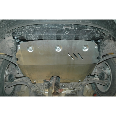 VW Polo (cover under the engine and gearbox) 1.2, 1.4 - Metal sheet