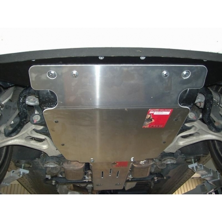 VW Touareg (cover under the engine) 3.0 TDI, 4.2 TD - Metal sheet