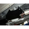 Lada Chevrolet Niva (cover under the gearbox) 1.7 - Metal sheet