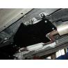 Lada Chevrolet Niva Getriebeschutz 1.7 - Stahl
