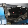 Toyota Land Cruiser 150 (cover under the engine) 3.0TD, 4.0, 4.0D - Metal sheet