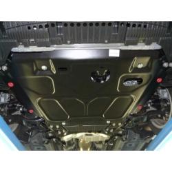 Toyota Prius Motor und Getriebeschutz außer 1.3l - Stahl