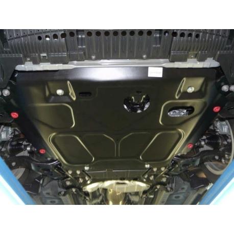 Toyota Prius Kryt pod motor a převodovku kromě 1.3l - Plech