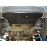Toyota RAV 4 II (cover under the engine and gearbox) 1.8, 2.0 - Metal sheet