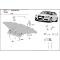 Audi A4 New (cover under the engine) 1.8, 2.0 TFSI quattro, 2.0TDi