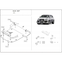 Audi Q7 Offroad Style Paket (cover under the engine)