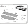 Citroen C Elysee (cover under the engine) - Metal sheet