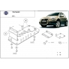 Fiat Sedici (kryt diferenciálu) 1.5,1.6 (4x4), 1.9 TD - Plech
