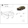 Skoda SuperB (cover gearbox) 2,5TDi, V6, 1.8, 1.9TDi - Metal sheet