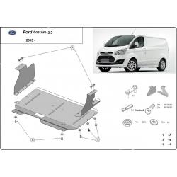 Ford Transit Custom kryt pod motor - Plech