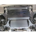 Mitsubishi Pajero IV (cover under the engine and cooler) 3.8, 3.2 D (Di-D) - Metal sheet