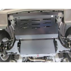 Mitsubishi Pajero IV (Kryt pod motor a chladič) 3.8, 3.2 D (Di-D)