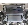 Mitsubishi Pajero IV (Kryt pod motor a chladič) 3.8, 3.2 D (Di-D) - Hliník