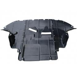 Peugeot Boxer Unterfahrschutz - KOMPLET - Kunststoff