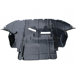 Citroen Jumper Unterfahrschutz - KOMPLET - Kunststoff