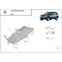Suzuki Grand Vitara (differential cover) 1.6, 1.9, 2.0, 2.4, 3.2, V6 - Metal sheet