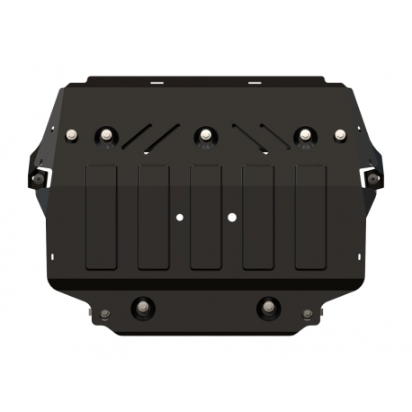 Škoda Oktavia II / Scout/ RS/ 4x4 (cover under the engine and gearbox) - Metal sheet