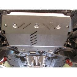 Škoda Yeti 2WD + 4WD (cover under the engine and gearbox) 1.2TSI - Aluminium