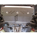 Škoda Yeti 2WD + 4WD (cover under the engine and gearbox) 1.2TSI - Aluminium