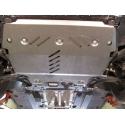 Škoda Yeti 2WD + 4WD Motor und Getriebeschutz 1.2TSI - Alluminium