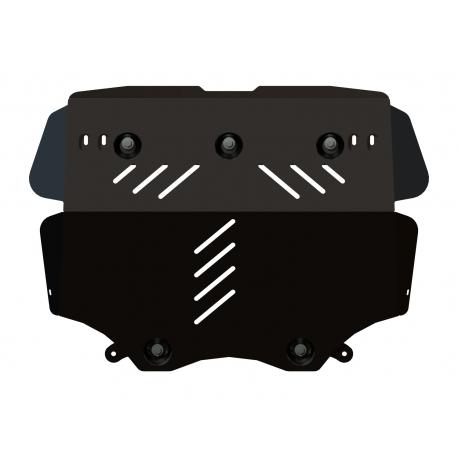 VW Scirocco Motor und Getriebeschutz 1.4, 2.0TSI - Stahl