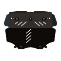 VW Scirocco (cover under the engine and gearbox) 1.4, 2.0TSI - Metal sheet