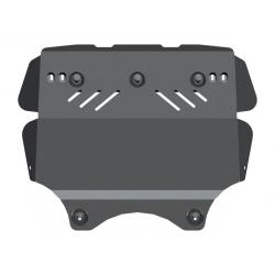 VW Golf VI Motor und Getriebeschutz 2.0 - Stahl