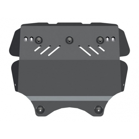 VW Golf VI (cover under the engine and gearbox) 2.0 - Metal sheet