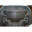 VW Golf VII (cover under the engine and gearbox) 1.4 DSG - Metal sheet