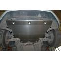 VW Golf VII Motor und Getriebeschutz 1.4 DSG - Stahl
