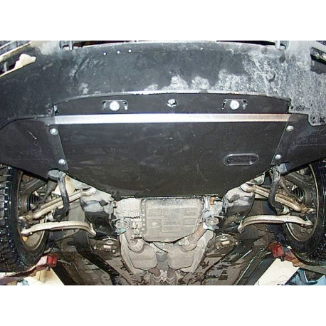 VW Passat (cover under the engine) 2.8 V6 - Metal sheet