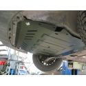 VW Caddy, Maxi (cover under the engine and gearbox) 1.2TSI - Metal sheet
