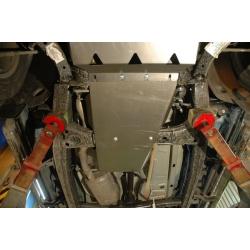VW Amarok Getriebeschutz 2.0TDI - Stahl