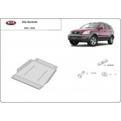 Kia Sorento Cover under the gearbox - Metal sheet