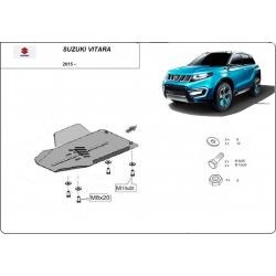 Suzuki Vitara Kryt diferenciálu - Metal sheet