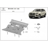 Mercedes GLE X166 Cover under the engine - Metal sheet