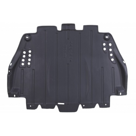 Peugeot 407 2.0 Hdi Cover under the engine - Plastic (9807474080)
