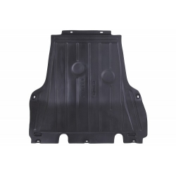 Renault Captur Cover under the engine - Plastic (758903856R)