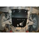 Daihatsu Terios 3 (cover under the engine) 1.5 4x4 - Metal sheet